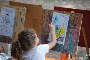 Le coloriage est une activité de loisirs pour votre enfant !