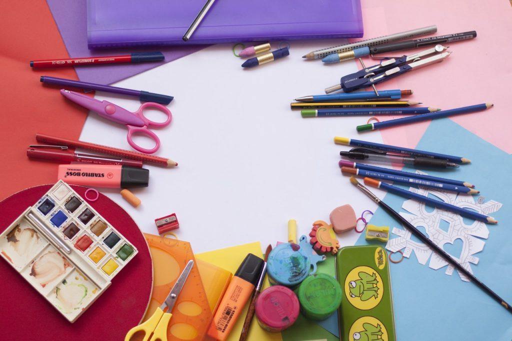 Quelles fournitures choisir pour la rentrée en maternelle
